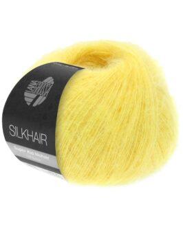 Silkhair Uni<br />158Gelb